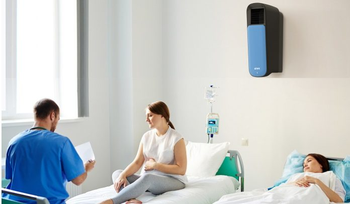 Air decontamination tech in hospitals to fight covid