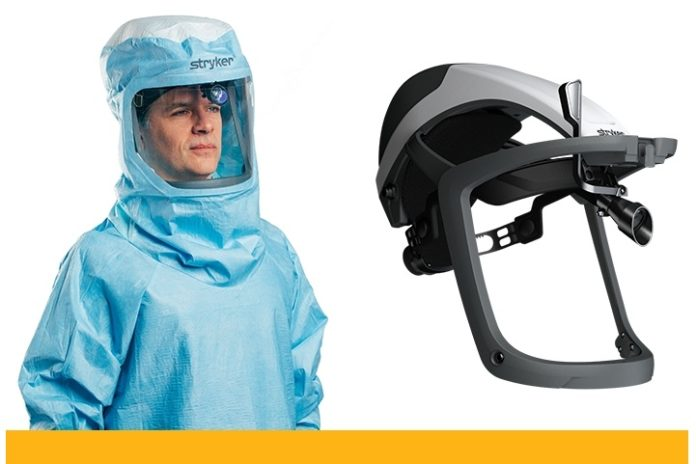 Stryker launches T7 personal protection system