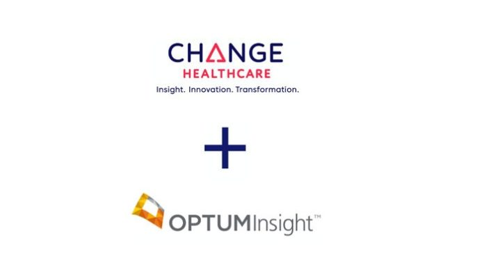 OptumInsight and Change Healthcare Combine to Advance a More Modern, Information and Technology-Enabled Health Care Platform