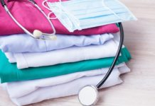 How To Clean Your Scrubs At Home So They Look Like New