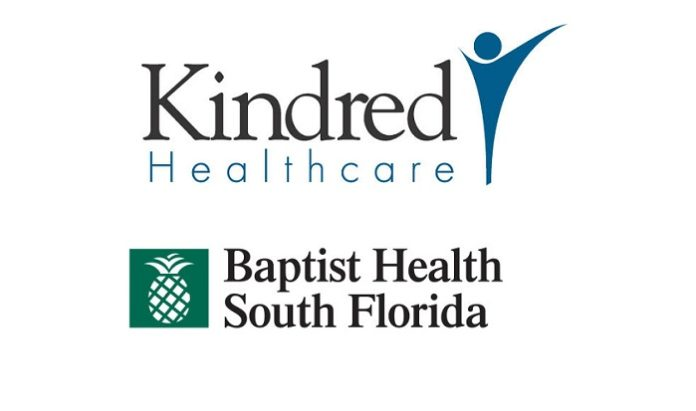Kindred Healthcare and Baptist Health South Florida Announce Plans for Inpatient Rehabilitation Hospital