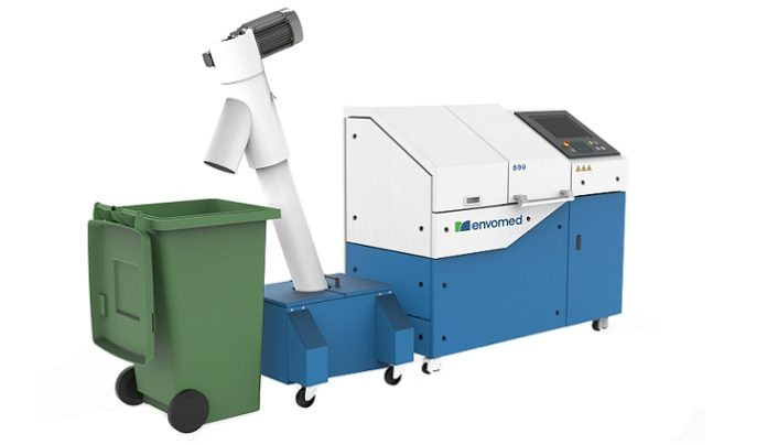 Envomed 80 solution promises to solve global challenges with on-site medical waste treatment