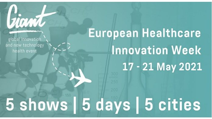 GIANT Health is expanding in 2021. Announcement of European Health-Tech Innovation Week