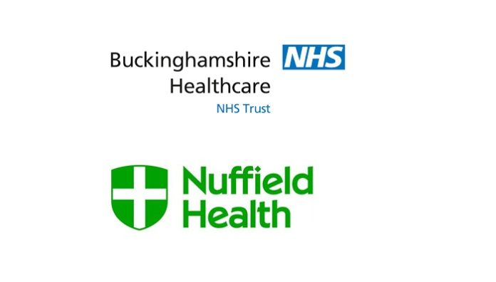Buckinghamshire Healthcare NHS Trust Welcomes Nuffield Health health Support in COVID-19 Pandemic Efforts