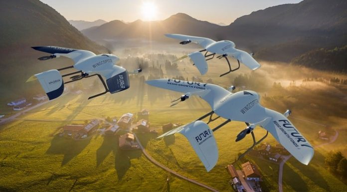 Germany's Wingcopter drone company raises $22M for distribution of COVID-19 vaccines