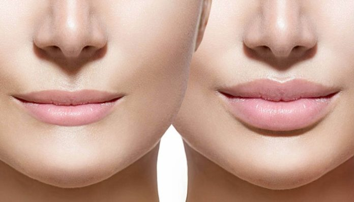 How To Stop Your Lips From Thinning With Age