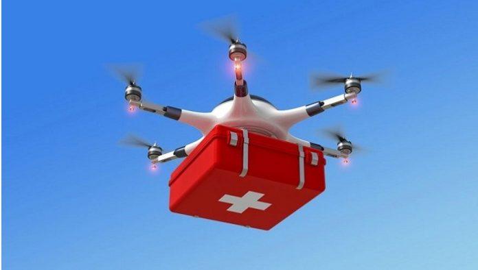 University of Cincinnati researchers invent new telehealth drone