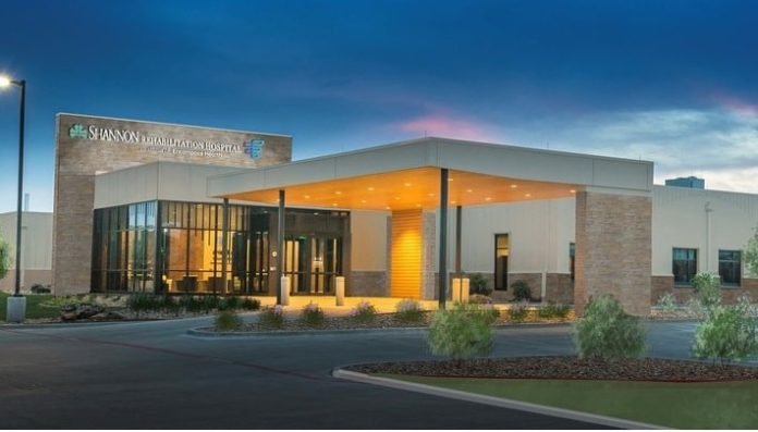 Encompass Health and Shannon Health open new inpatient rehabilitation hospital