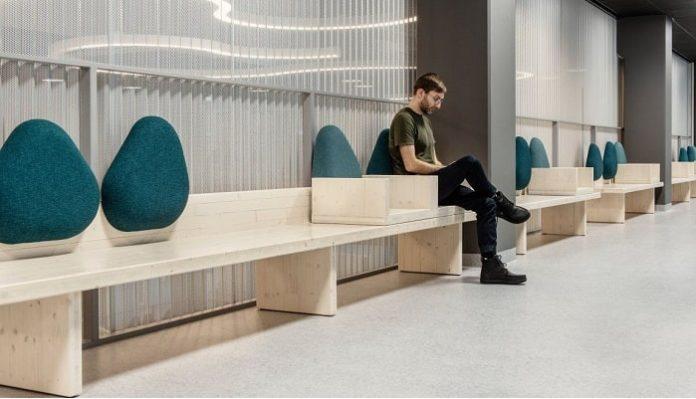 A new direction in healthcare architecture at Hospital Nova, Jyvaskyla, Finland