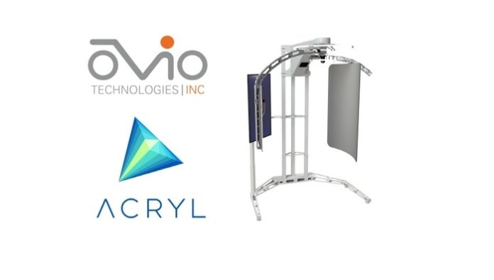 oVio Technologies and Acryl enter into an Agreement to enhance oVio's revolutionary 360- degree image technology with AI-driven identification of skin anomalies