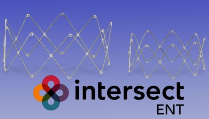 Intersect ENT Receives CE Mark Approval for PROPEL Contour for Patients with Chronic Rhinosinusitis Following Frontal Sinus Surgery