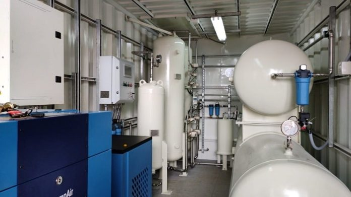 Gas Systems Specialist Responds To Africa's Oxygen Shortage with Life-Saving Solution
