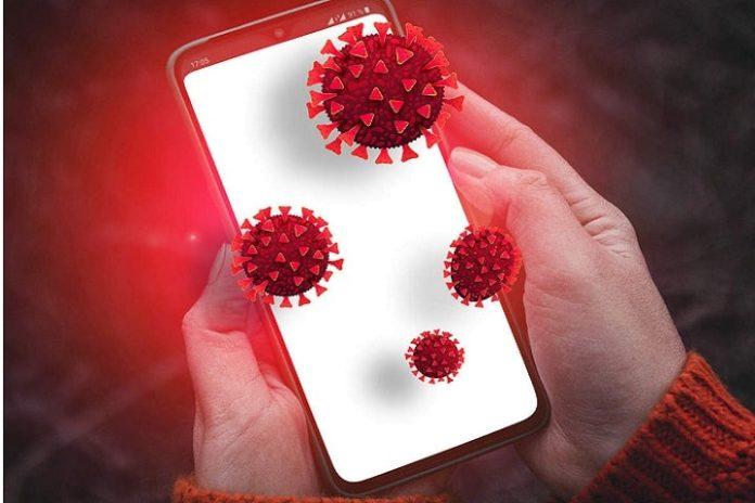 Researchers develop quantum dot smartphone device to diagnose and track COVID-19