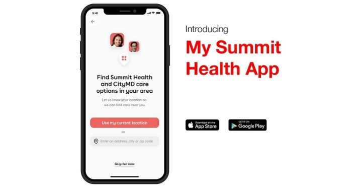 Summit Health unveils first mobile app for patients