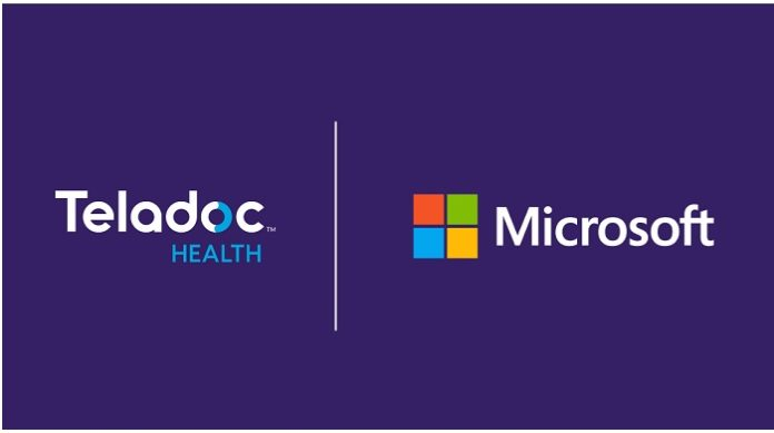 Teladoc Health and Microsoft Collaborate to Create a Unified Practice Experience for Clinicians