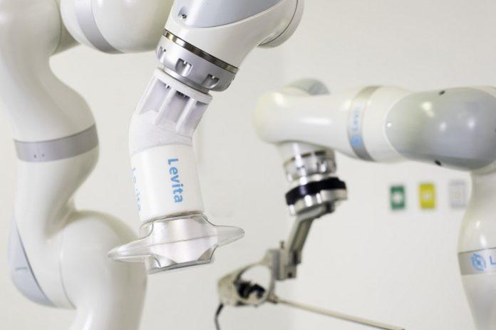 Levita Magnetics announces first magnetic robot-assisted surgeries