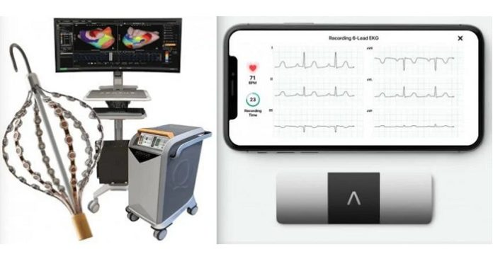 AliveCor and Acutus Medical Partner to Evaluate Management and Treatment of Cardiac Arrhythmias
