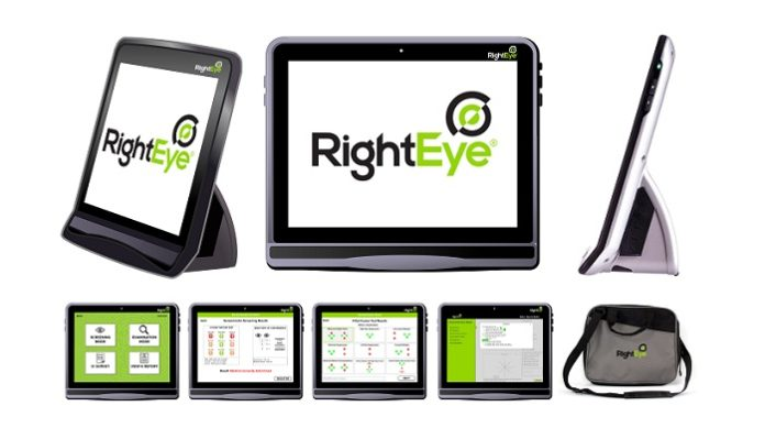 RightEye Launches Eye Care's First Automated Sensorimotor Exam for Binocular Vision Testing
