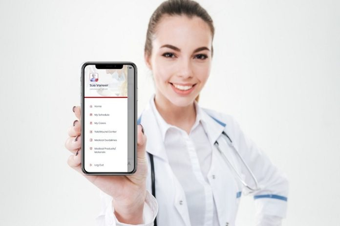 The Wound Pros Leverages Artificial Intelligence With Its Wound Measurement App
