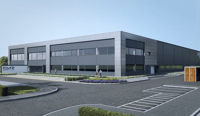 CMR Surgical to build new global manufacturing facility to meet Versius demand