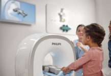 Philips launches Pediatric Coaching to enhance MR imaging patient experience for young children