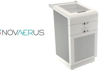 Novaerus Closes the Infection Control Loop with Defend 1050