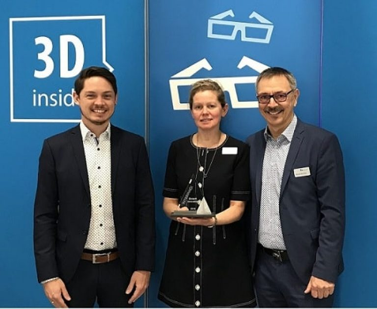 OPTIMA wins the Biotech Innovation Award