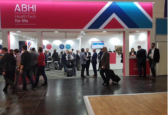 AHSN Network joins forces with ABHI at Medica 2019