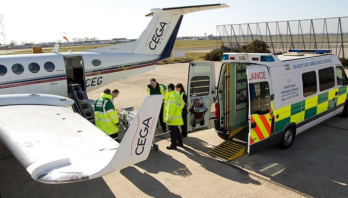 CEGA expands medical team to meet demand from travel