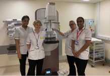 3D mammography systems