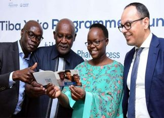 digital healthcare program in Kenya