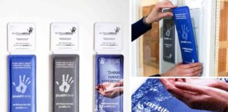 International innovation award for infection control technology