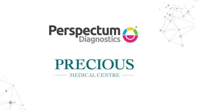 Perspectum announces partnership with Precious Medical Centre
