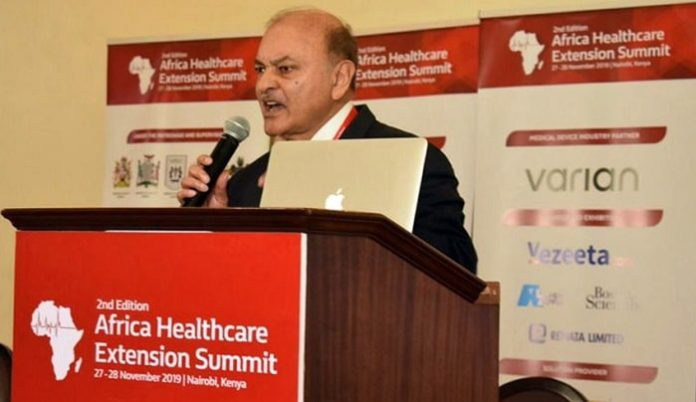 2nd Edition Africa Healthcare Extension Summit and Africa Womens Health Summit starts in Nairobi