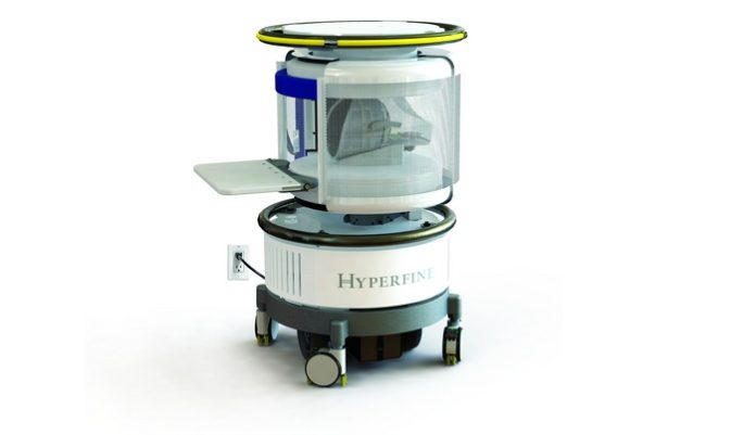 Hyperfine Research Gets FDA Approval For Bedside MRI System