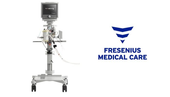 FDA clears Fresenius Medical Cares Novalung for treatment of acute respiratory and cardiopulmonary failure