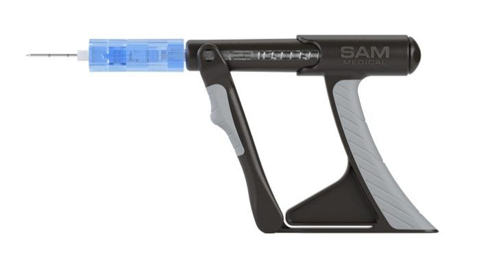 SAM Medical Launches New SAM IO Intraosseous Access System