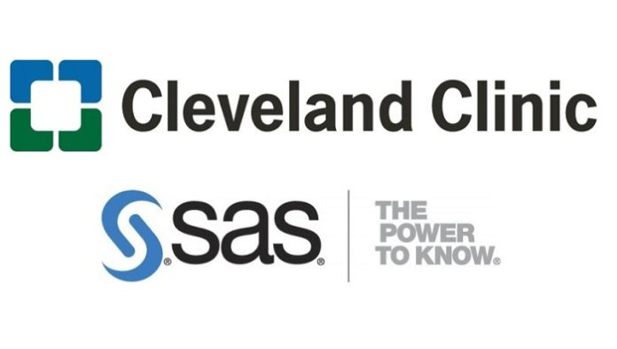 Cleveland Clinic and SAS share COVID-19 predictive models to help hospitals plan for current and future needs