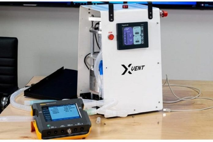 Enexor BioEnergy develops emergency ventilator amid global shortage
