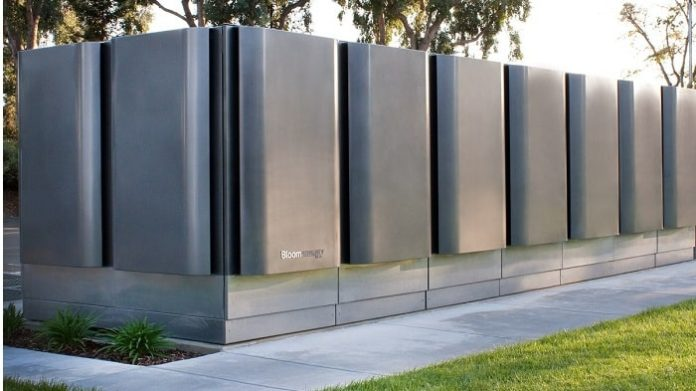 Bloom Energy builds fuel-cell microgrids for hospitals in California