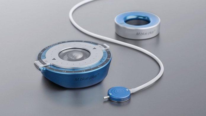 Aesculap Inc. Announces U.S. Launch of M.blue Hydrocephalus Valve
