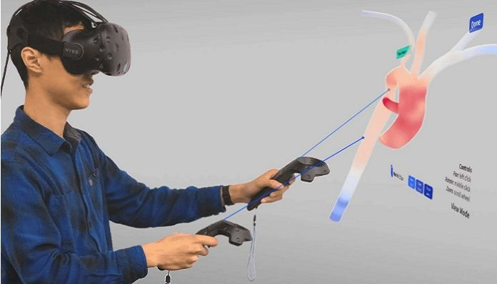Researchers develop 3D VR blood flow to improve cardiovascular care