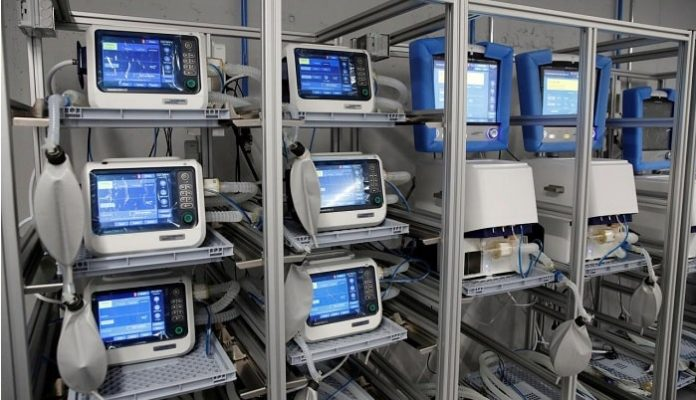 Celestica to manufacture ventilators for the Canadian market