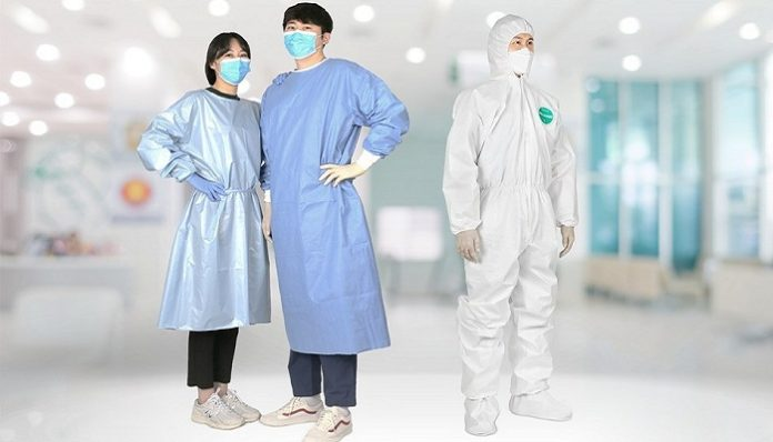 PPE, Pro Guard for Medical Professionals