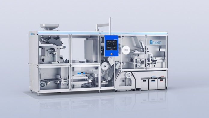 Jones Healthcare Group Invests in New High-Performance Uhlmann Blister Packaging Line