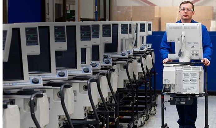 Medtronic and Foxconn Partner to Increase Ventilator Production