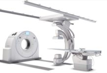 UKs first Canon Alphenix Sky + installed at Leicester General Hospital