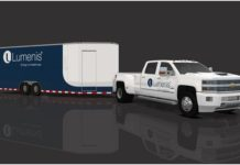 Lumenis, Inc. Unveils Its First-ever U.S. Tour With Launch Of LuMobile  -- A Mobile Outdoor Tradeshow Booth