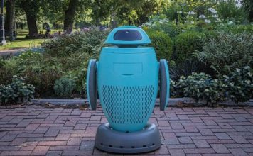 InXite 360 Unveils the World's First COVID-19 Smart Response Robot