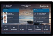 Oneview Healthcare Launches First Cloud-based Care Experience Platform